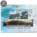 North Cascades Puzzle