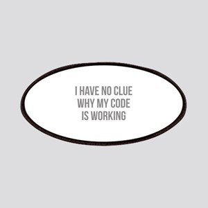 I Have No Clue Why My Code Is Working Patches