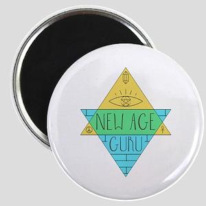 New Age Guru Magnets