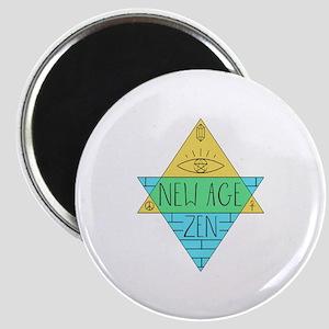 New Age Zen Magnets