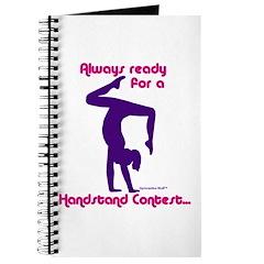 Gymnastics Journal - Handstand