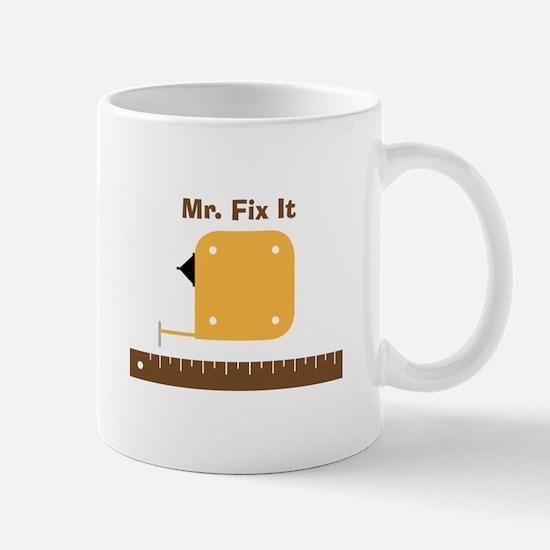 Fix It Mugs