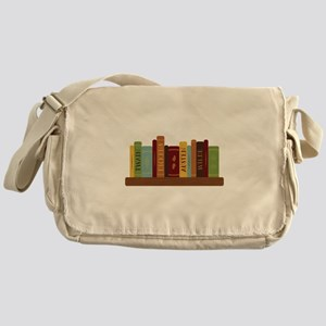 Classic Authors Messenger Bag