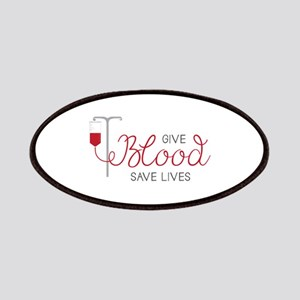 Give Blood Patches