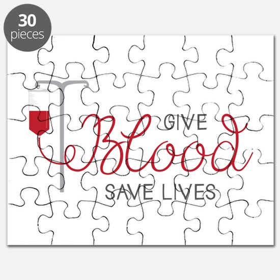 Give Blood Puzzle