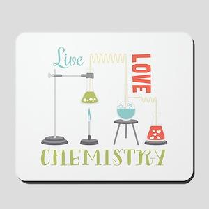 Love Chemistry Mousepad