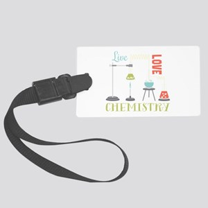 Love Chemistry Luggage Tag