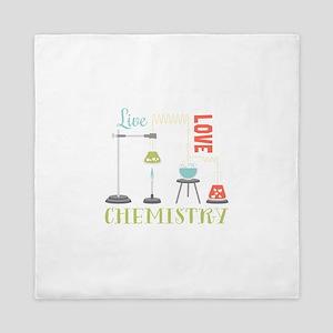 Love Chemistry Queen Duvet