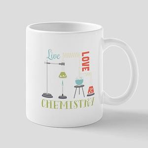 Love Chemistry Mugs