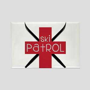 Ski Patrol Magnets