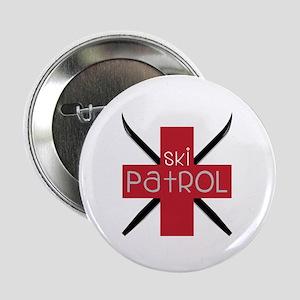 "Ski Patrol 2.25"" Button (10 pack)"