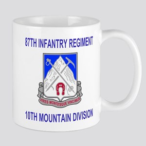 87th Infantry Regiment <br>Coffee Cup