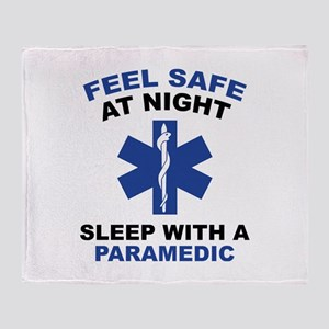 Feel Safe At Night Stadium Blanket