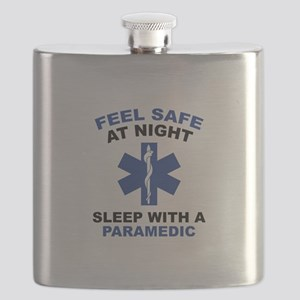 Feel Safe At Night Flask