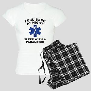 Feel Safe At Night Women's Light Pajamas