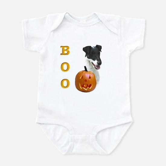Smooth Fox Boo Infant Bodysuit