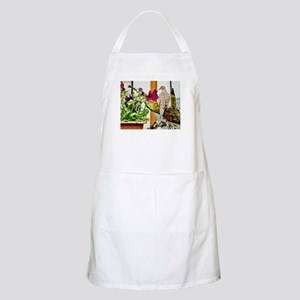 """""""A Lovely Morning"""" Apron"""