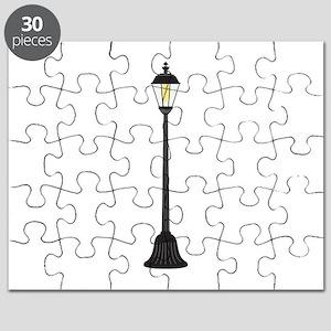 Street Lamp Puzzle