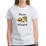 Pizza Wizard Women's T-Shirt