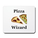 Pizza Wizard Mousepad