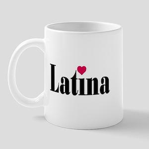 Latina Mug