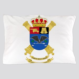 Coat of Arms of the 94th Air Defence A Pillow Case