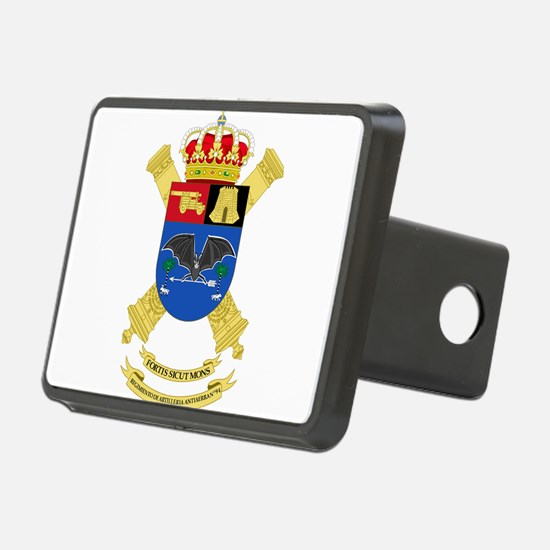 Coat of Arms of the 94th A Hitch Cover