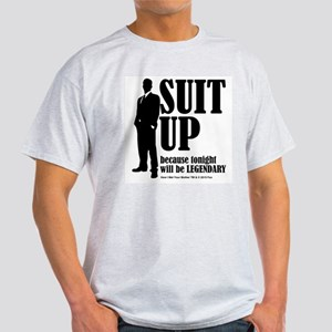 HIMYM Suit Light T-Shirt