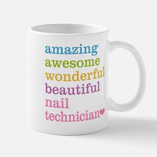Nail Technician Mugs