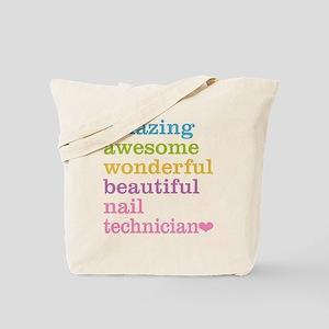 Nail Technician Tote Bag