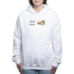 Pizza Guru Women's Hooded Sweatshirt