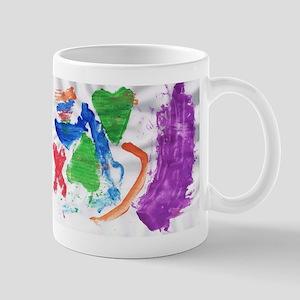 Purple Pipe & Colors Mugs