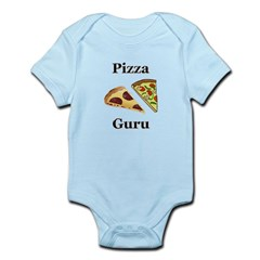 Pizza Guru Infant Bodysuit