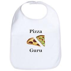 Pizza Guru Bib