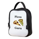 Pizza Guru Neoprene Lunch Bag