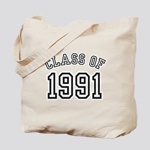 Class of 1991 Tote Bag