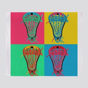 Lacrosse BIG4 Room Set Throw Blanket