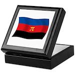 Polyamory Flag Keepsake Box