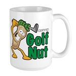 Golf Nut Mugs