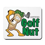 Golf Nut Mousepad
