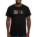 Great Garden Men's Fitted T-Shirt (dark)