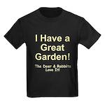 Great Garden Kids Dark T-Shirt