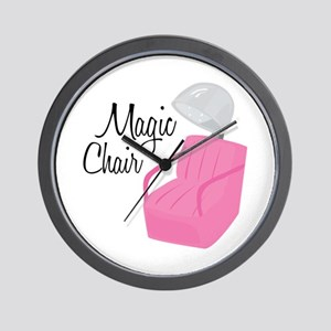 Magic Chair Wall Clock