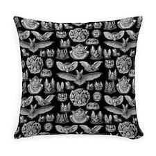Vintage Bat Illustrations Master Pillow