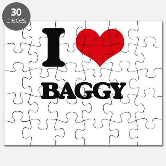 I Love Baggy Puzzle