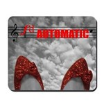 Red Shoes Mousepad