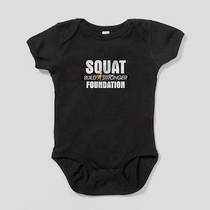 Workout Routine Baby Bodysuit