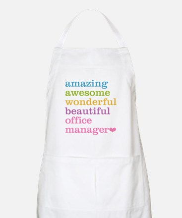Office Manager Apron