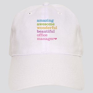 Office Manager Cap
