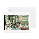 DeSoto Hotel (now Le Pavillon) Cards (6 cards)